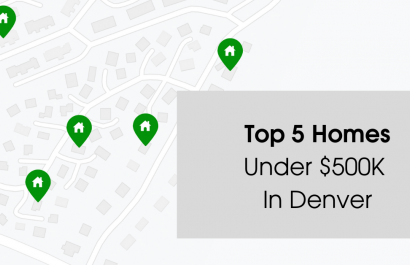 Top 5 Homes Under $500K In Denver